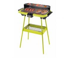 Domoclip Barbecue électrique sur pieds Vert - DOM297V