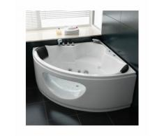 Baignoire balnéo ECO-DE® COSTA DORADA 150x150x61cm (mainteneur de chauleur)