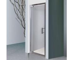Porte de douche pivotante NERINA 90 cm - 6mm - NÉRINA
