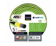 "CELLFAST - TUYAU D'ARROSAGE - GREEN ATS2? - 3/4"" - 50 m - PEREL"
