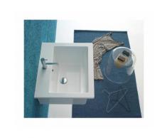 Lavabo à vasque haute FORTY3 - 60 x 50 cm - cod. FO063 - GLOBO   camoscio-globo-ca