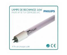 Lampe de rechange 16W Philips pour stérilisateur UV - DESINEO