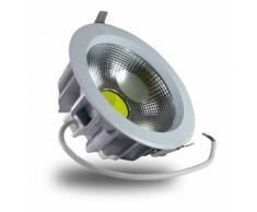 Spot encastrable plafond LED 40W COB 4500K - V-TAC
