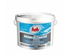 Brome activateur piscine 5kg HTH