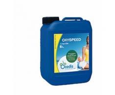 Oxygène actif piscine liquide 5L Oxyspeed OCEDIS
