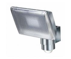 Brennenstuhl Projecteur LED Alu L2705 PIR IP44 avec détecteur de mouvements infrarouge