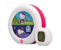 Veilleuse/réveil pour enfant Kidsleep Moon Hello Kitty
