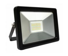 Projecteur LED SLIM GEKKO AREV 20 W NOIR 4000K