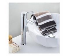 Mitigeur haut Tréo, en laiton chromé pour vasque à poser - PALICI