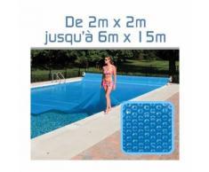 Bâche à Bulles 300 Microns pour piscine 6m x 15m - LINXOR