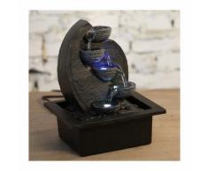 Fontaine lumineuse Cascade V2 - ZEN LIGHT