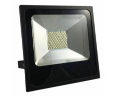 Projecteur Led 50W Extra Plat SMD 4500K Blanc Neutre - EUROPALAMP