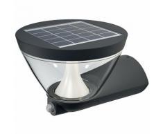 OSRAM - Lanterne extérieure Solaire ENDURA STYLE 5W Modern II Gris Foncé