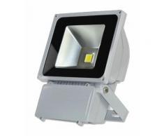 Projecteur LED pour jardin et extérieur 100W, étanche IP65 - AQUA OCCAZ