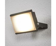 Projecteur extérieur LED Auron Applique d'extérieur Lampe d'extérieur LED Lampe - LAMPENWELT