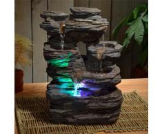Fontaine d'intérieur Pietra éclairages LEDs - ZEN LIGHT