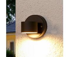 Applique d'extérieur LED Lexi applique LED extérieur luminaire d'extérieur - LAMPENWELT