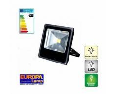 Projecteur LED Extra-plat 50W - Blanc chaud (3000k) - EUROPALAMP