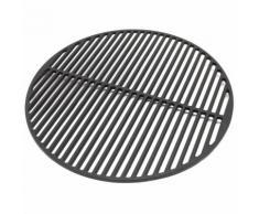 Grille en fonte Ronde pour barbecue 54,5 cm Robuste Accessoire barbecue - WILTEC