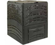 Composteur Compost'éco Noir 650 L - BELLIJARDIN