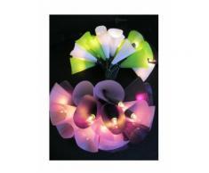 Guirlande Lumineuse Belettes Violet Vert - PA DESIGN