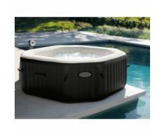 Spa gonflable Intex PureSpa octogonal Bulles + Jets 6 places