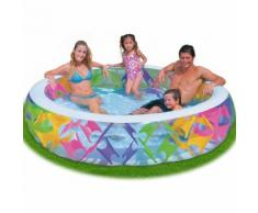 Intex 56494 - Avec Piscine Fonds 'Soft' Cm 229X56