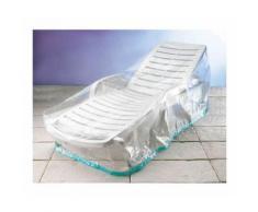 Housse transparente pour chaise longue - P. OUTILLAGE