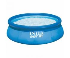 Piscine gonflable autoportante intex easyset 244 cm x 76 cm