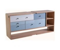 Commode 5 tiroirs Ombra,
