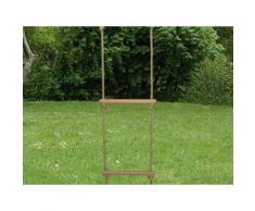 Echelle en bois 5 barreaux pour portique de 2.00 à 2.50 m