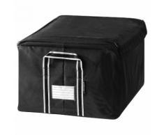Boîte de rangement - BLACK Déco L