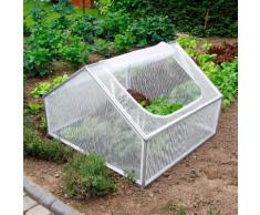 Serre de jardin en PVC 100 X 100 cm