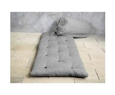 Matelas futon d'appoint 1 personne 70x190 BED IN BAG Gris