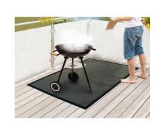 Tapis d'extérieur spécial barbecue 100x120cm
