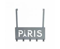 """Compactor Patère de porte """"Paris"""""""