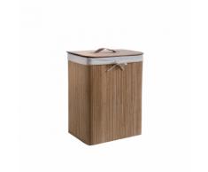 Compactor Panier à linge « Bambou » rectangulaire