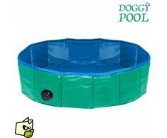 Piscine DOGGY POOL rouge diamètre 160 cm