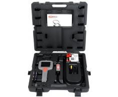 KS Tools 550.8055 Videoscope ULTIMATE Vision avec sonde semi-rigide avec caméra 0°- 4 pcs