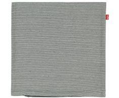 Esprit Home 21455-011-38-38 Needlestripe Housse de Coussin Gris foncé 38 x 38 cm