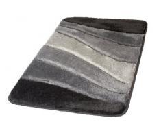 Meusch Kleine Wolke Textil GmbH 2322905360 Ocean Tapis de Bain Ardoise 60x100cm