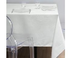 Lovely Casa N67087001 Totema Nappe Coton Ecru 140 x 140 cm