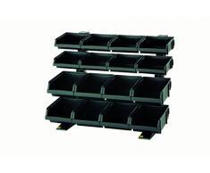 Raaco Unité daffichage Bureau complet avec boîtes 16esd, 106825