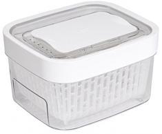 OXO 11139900 Greensaver Boîte de Conservation Plastique Blanc 1,5 L