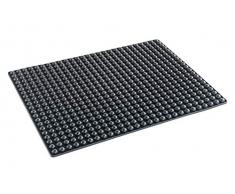 Wenko 25060900Â Four Tapis de Silicone Noir