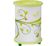 Elobra Lampe de table Imagination 25/15 Lampe de table bois, vert tilleul 131091