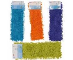 MSV 100402 Rechange pour Balai Chenille Microfibres 43 x 13 x 0,1 cm
