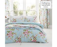 Catherine Lansfield Canterbury Parure de lit Multicolore King Size
