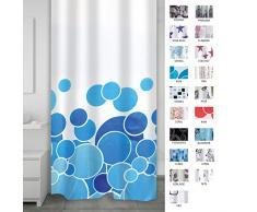 Ridder 390000-350 Ombrella Remplacement Rideau de Douche Plastique Transparent 120 x 170 cm