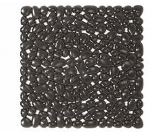 Gedy G-Pietra CO56568530 Tapis de douche antidérapant 55 x 55 cm Gris anthracite